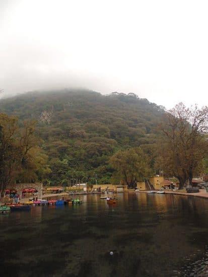 Laguna Ojo de Agua en Orizaba Veracruz