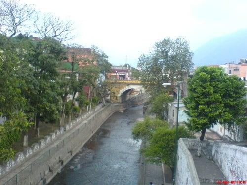Paseo del Río en Orizaba Veracruz