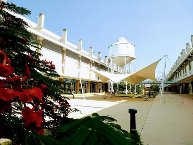 Anfiteatro en Nuevo Veracruz