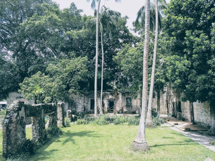 Casa de Hernán Cortés en La Antigua Veracruz