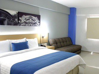 Hotel Urban Inn en Veracruz