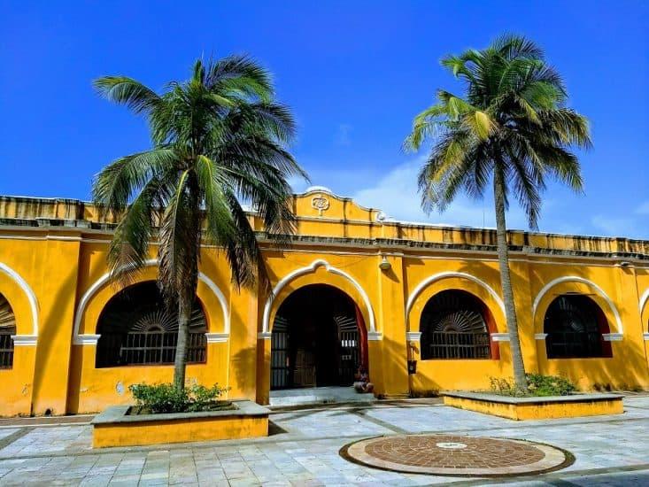 Centro Cultural Atarazanas en Veracruz
