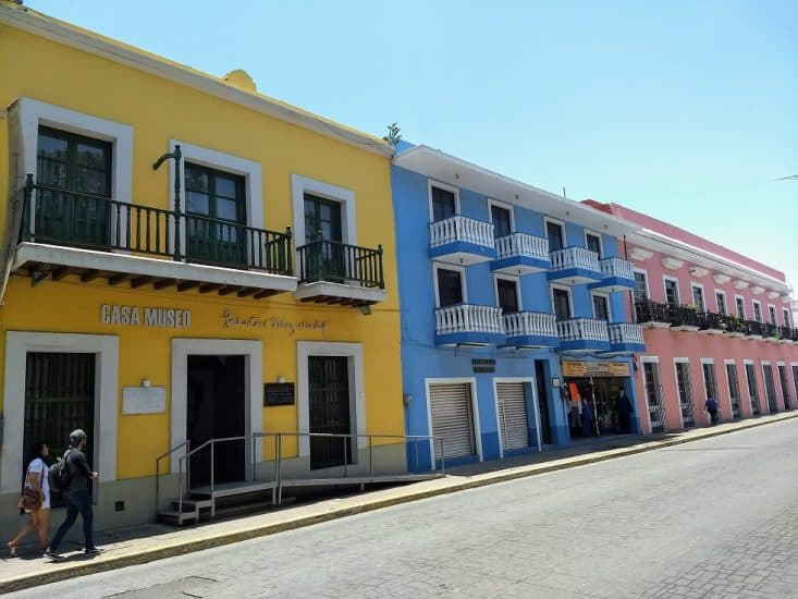 Casa Museo de Salvador Díaz Mirón en Veracruz