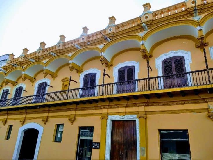 Centro Cultural Casa Principal en Veracruz