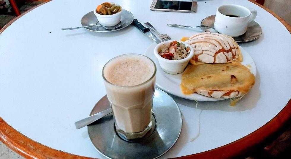 Gran Café de la Parroquia de Veracruz