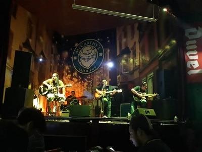 MCCarthy's Irish Pub en Boca del Rio