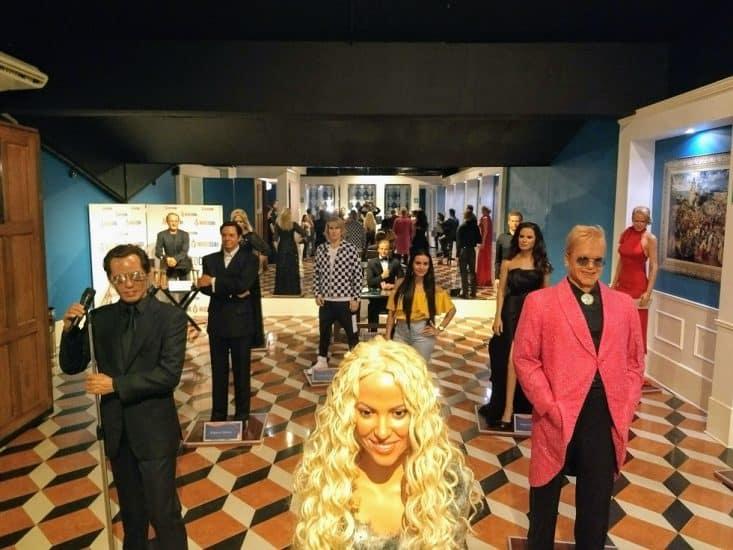 Museo de cera y Ripley en Veracruz puerto