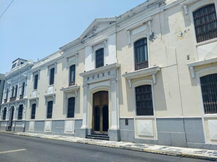 Museo de la ciudad de Veracruz Coronel Manuel Gutiérrez Zamora