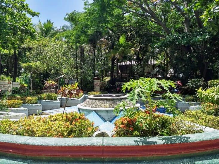 Parque Ecológico Adolfo Ruiz Cortines en Veracruz puerto