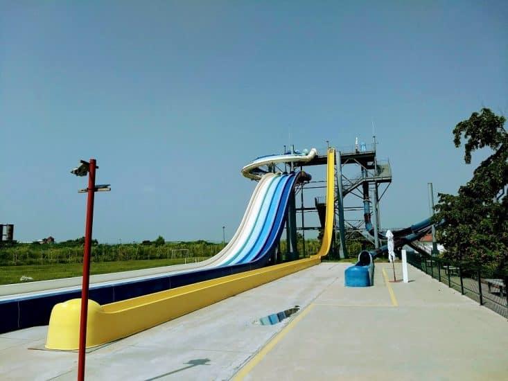 Wizard Mat Racer, Kamikaze y Aqua Loop en Aquatico Inbursa