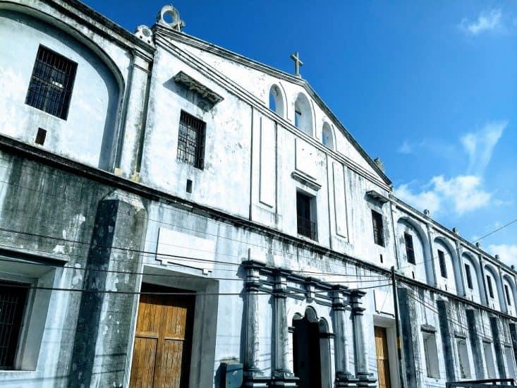 el Instituto Veracruzano de la Cultura en el centro del puerto de Veracruz