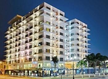 Hotel Emporio en Veracruz puerto