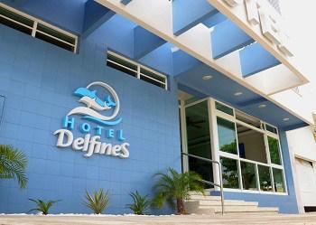 Hotel Delfines en Veracruz puerto