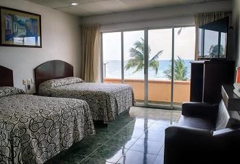 Hotel Real del Mar en Veracruz