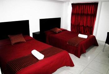 Hotel EMS Regional en Veracruz