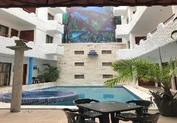 Hotel maritimo en Veracruz puerto
