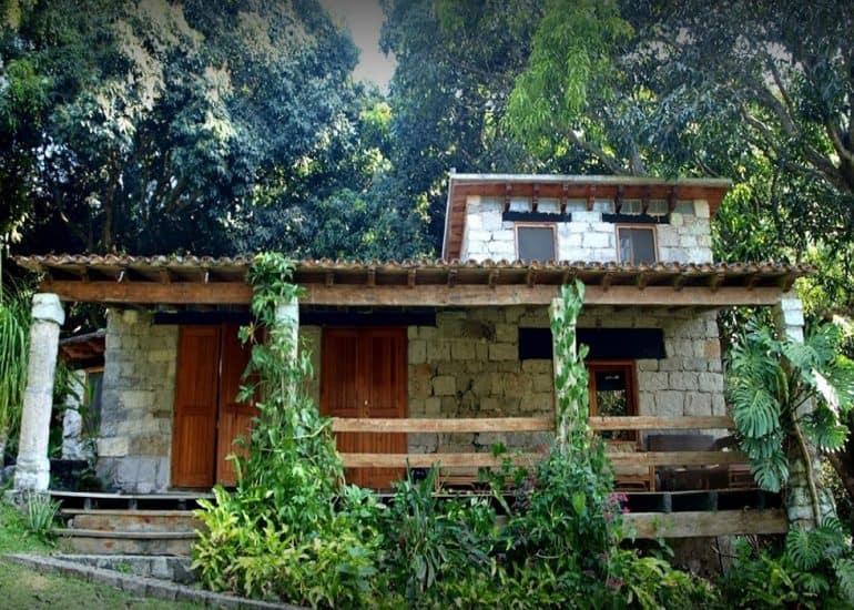 Centro ecoturistico Nace el Rìo. en Actopan