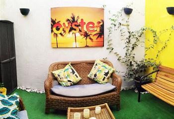 Oyster Hotel en Veracruz puerto