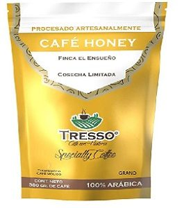 Cafe Tresso Honey de 500 gr
