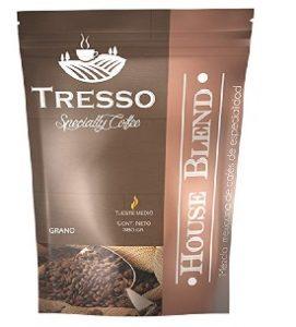 Cafe Tresso en grano de 500 gr