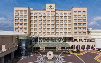hotel galerias plaza en boca del rio