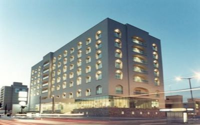 Hotel Rivoli en boca del rio