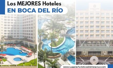 Los 19 mejores hoteles en Boca del Río Veracruz