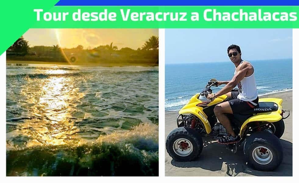 Tour de Veracruz o Boca del Río a Chachalacas