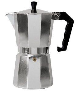 cafetera de espresso italiana