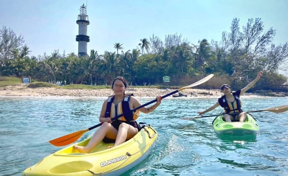 Kayak en Veracruz
