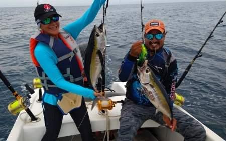 pesca en Veracruz de altura