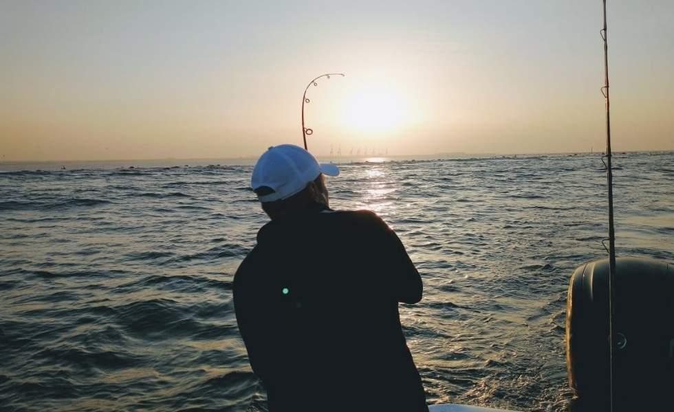 Tour de pesca en Veracruz