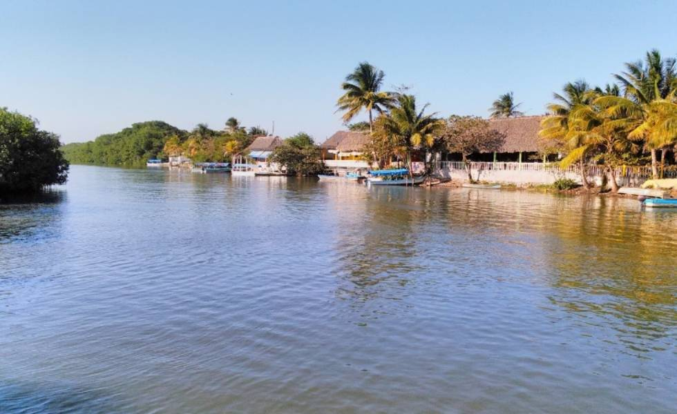 La Laguna De Mandinga Veracruz