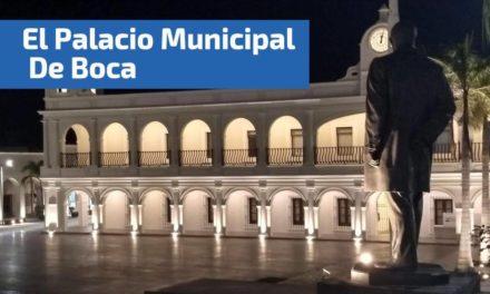 Palacio Municipal De Boca Del Río