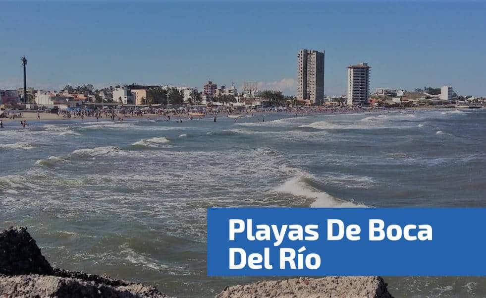 Playas De Boca Del Río