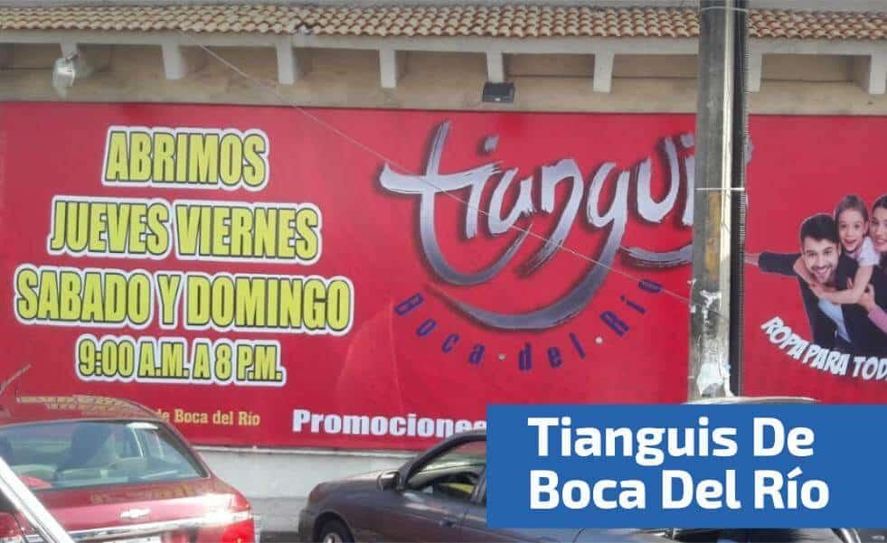 Tianguis De Boca del Río