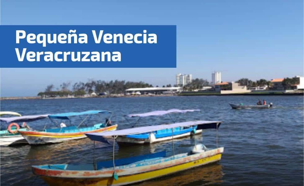 Pequeña Venecia Veracruzana