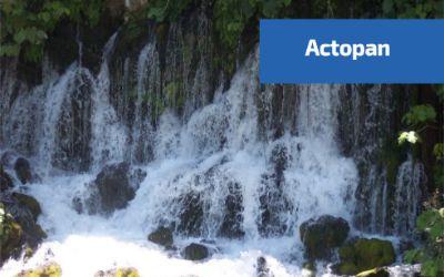 donde nace el agua en Actopan