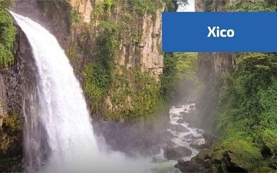 cascadas y bosques de xico