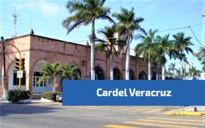 vista del edificio principal en Cardel