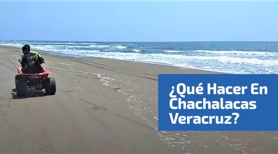 recorrido en moto, una de las cosas que hacer en Chachalacas Veracruz