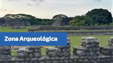 zona arqueologica de cempoala Veracruz