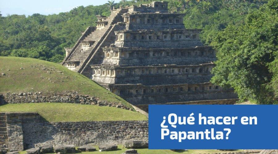Piramides en papantla veracruz