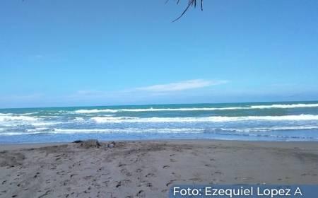 vista de la Playa Monte Gordo