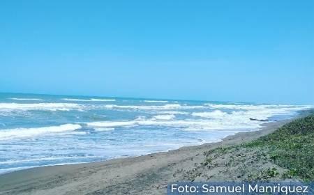 vista de Playa Oriente