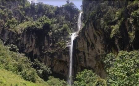 cascada en Alpatláhuac