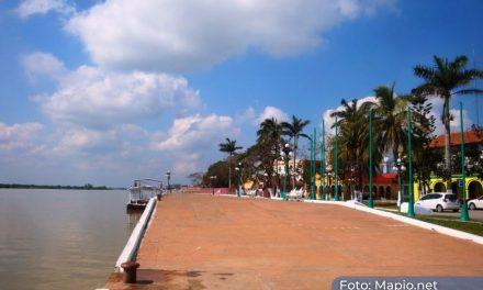 Malecón de Tlacotalpan
