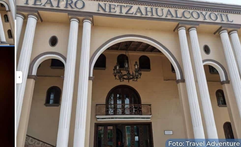 Teatro Nezahualcóyotl
