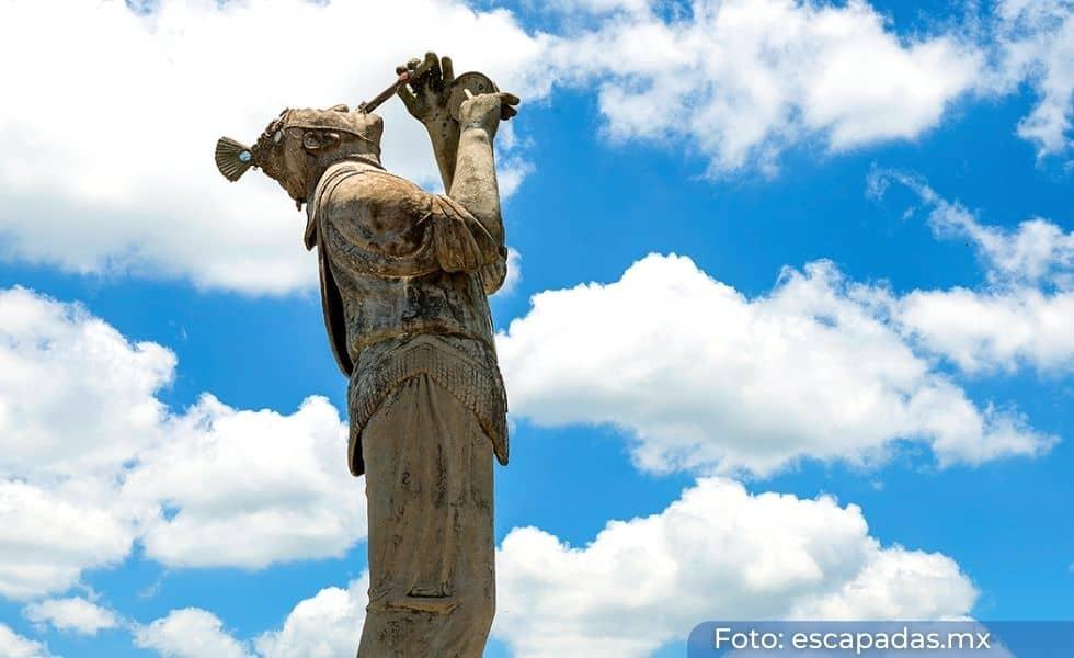 Monumento al Volador de Papantla