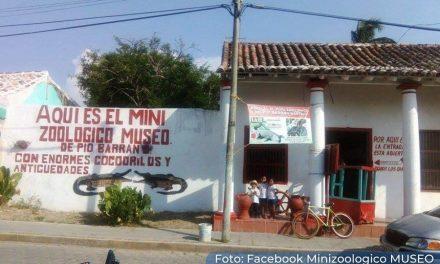Mini Zoológico de Pío Barran Barteli